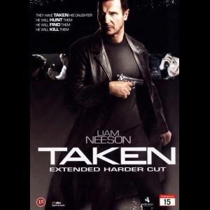 u14803 Taken (2008) (UDEN COVER)
