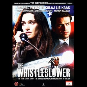 u1646 The Whistleblower (UDEN COVER)