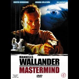 u15245 Wallander 06: Mastermind (UDEN COVER)