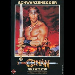 Conan: Den Uovervindelige (Conan: The Destroyer)