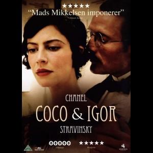 u15391 Coco Chanel & Igor Stravinsky (UDEN COVER)