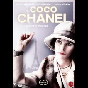 u14497 Coco Chanel (UDEN COVER)