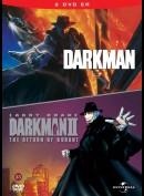 Darkman + Darkman 2  -  2 disc