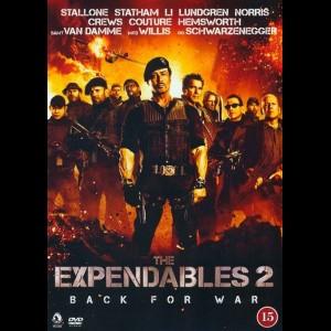 u13571 Expendables 2: Back For War (UDEN COVER)
