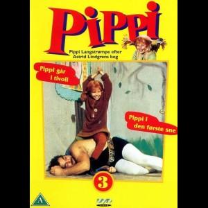 u12580 Pippi Langstrømpe 3 (UDEN COVER)