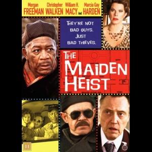 u12429 The Maiden Heist (UDEN COVER)