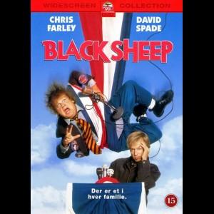 u1798 Black Sheep (Chris Farley) (UDEN COVER)