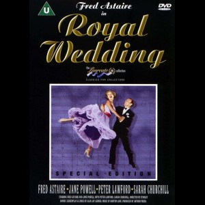 u8597 Royal Wedding (1951) (UDEN COVER)