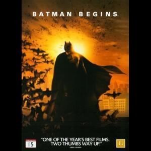 u13184 Batman Begins (UDEN COVER)