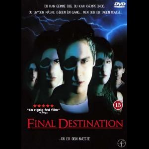 u13639 Final Destination (UDEN COVER)