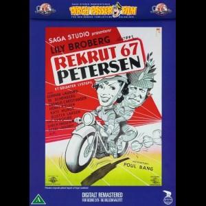 u16164 Rekrut 67 Petersen (UDEN COVER)