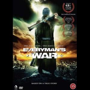u6670 Everymans War (UDEN COVER)
