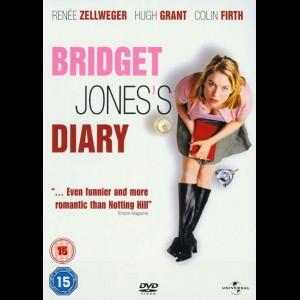u1957 Bridget Jones Dagbog (UDEN COVER)