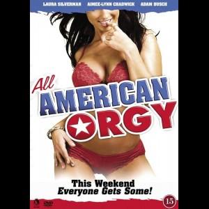u1970 All American Orgy (UDEN COVER)
