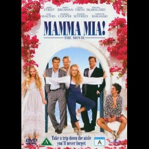 u13417 Mamma Mia (UDEN COVER)