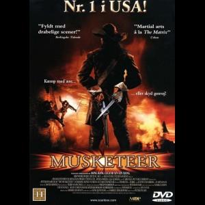 u12333 Musketeer (UDEN COVER)