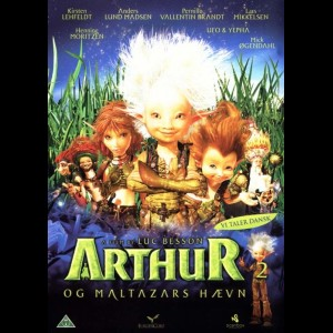 u9174 Arthur Og Maltazars Hævn (UDEN COVER)
