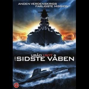 u13688 Ubåd I-507: Det Sidste Våben (UDEN COVER)
