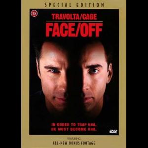 -8605 Face/Off (Face Off) (KUN ENGELSKE UNDERTEKSTER)