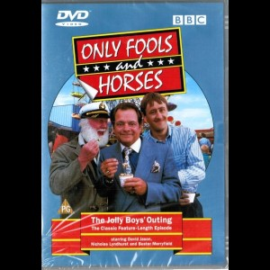 -4596 Only Fools And Horses: The Jolly Boys Outing (KUN ENGELSKE UNDERTEKSTER)