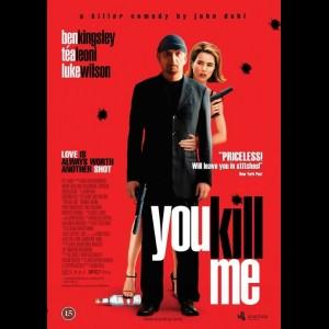 u15250 You Kill Me (UDEN COVER)