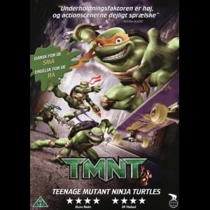 u12249 TMNT: Teenage Mutant Ninja Turtles (UDEN COVER)