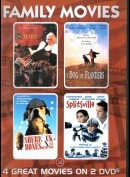 Family Movies (4 Film)