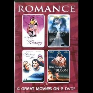 u16688 Romance (4 Film) (UDEN COVER)