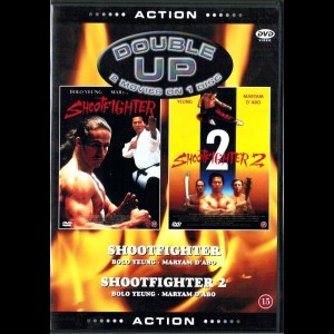 u11426 Shootfighter + Shootfighter 2 (UDEN COVER)