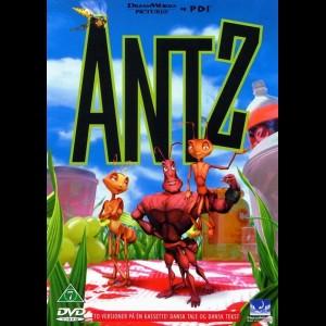 u14722 Antz (UDEN COVER)