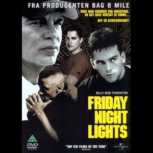 u2160 Friday Night Lights (UDEN COVER)