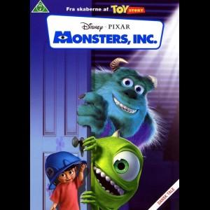 u114594 Monsters, Inc. (UDEN COVER)