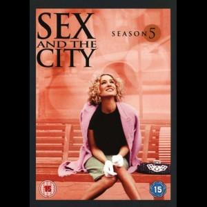 u2169 Sex and the City: Sæson 5 (UDEN COVER)