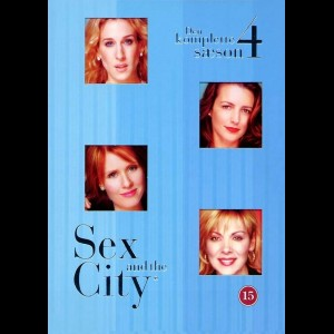 u2171 Sex And The City: Sæson 4 (UDEN COVER)