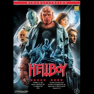 u13350 Hellboy (UDEN COVER)
