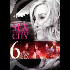 u2173 Sex And The City: Sæson 6 (UDEN COVER)