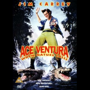 u13578 Ace Ventura 2: Når Naturen Kalder (UDEN COVER)