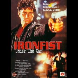u2189 Ironfist: Under The Gun (UDEN COVER)