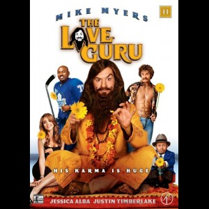 u15402 The Love Guru (UDEN COVER)