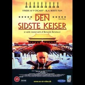 u15315 Den Sidste Kejser (The Last Emperor) (UDEN COVER)