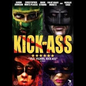 u2209 Kick-Ass (UDEN COVER)