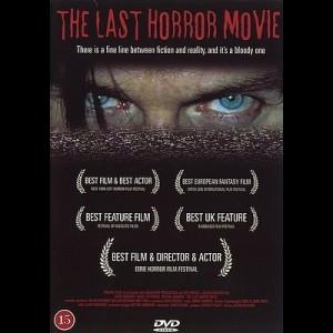 u2332 The Last Horror Movie (UDEN COVER)