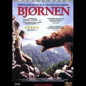 u14389 Bjørnen (UDEN COVER)