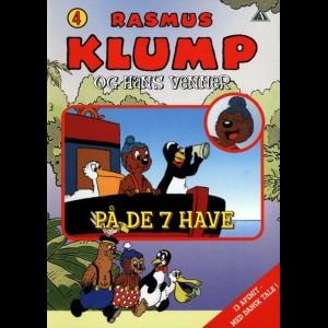 u9639 Rasmus Klump 4: På De 7 Have (UDEN COVER)