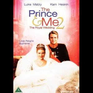 u15731 The Prince & Me 2: The Royal Wedding (UDEN COVER)