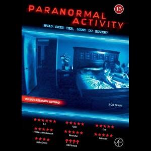 u15451 Paranormal Activity (UDEN COVER)