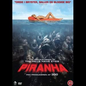 u13890 Piranha (2010) (UDEN COVER)