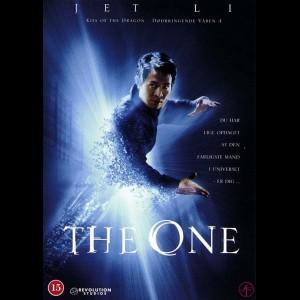u13896 The One (Jet Li) (UDEN COVER)