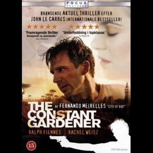 u11516 The Constant Gardener (UDEN COVER)