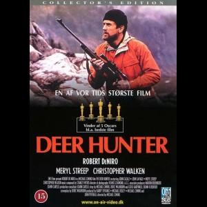 u16469 The Deer Hunter (UDEN COVER)